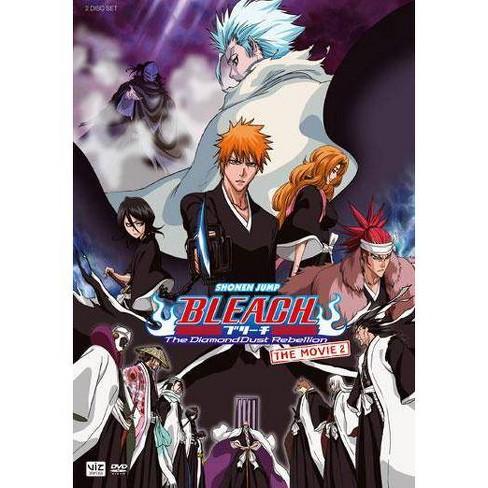 Bleach The Movie 2: Diamonddust Rebellion (DVD) : Target