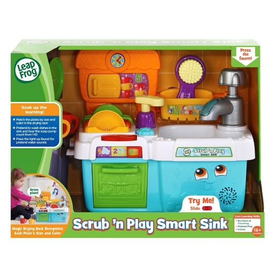 LeapFrog Scrub 'n Play Smart Sink image number null