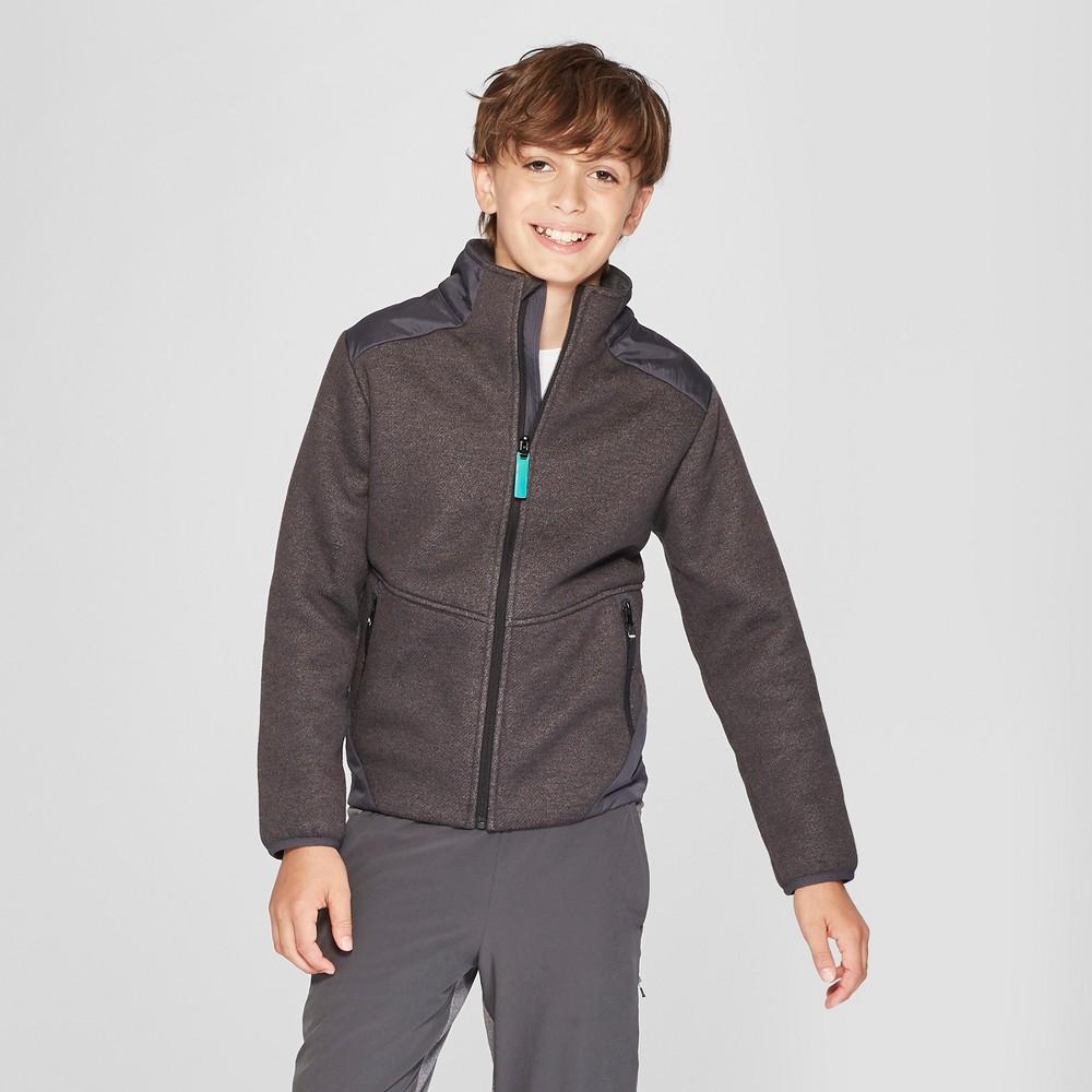 Boys' Fleece Jacket - C9 Champion Black S