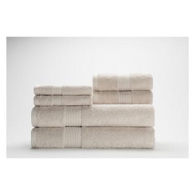 6pc Cromwell Mist Bath Towels Sets - Caro Home