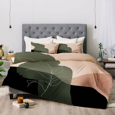 Aleeya Jones Boho Print Comforter Set - Deny Designs