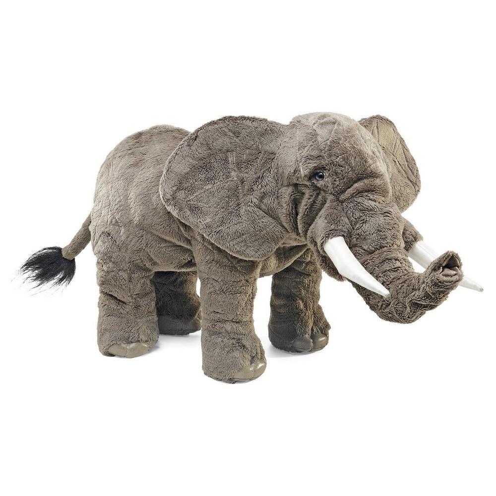Folkmanis Elephant Hand Puppet