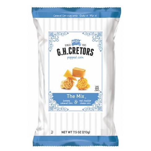 G.H. Cretors The Mix - Caramel & Cheddar Popcorn - 7.5oz ...