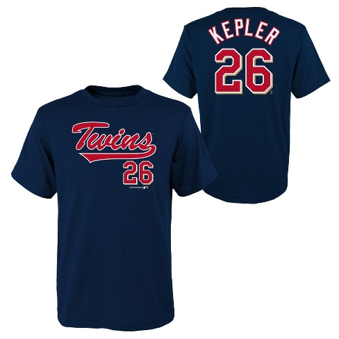 MLB Minnesota Twins Youth Name & Number T-Shirt - image 1 of 3