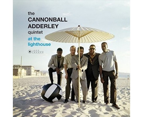 Cannonball Adderley - At The Lighthouse (Vinyl) - image 1 of 1