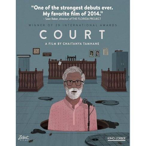 Court (Blu-ray) - image 1 of 1