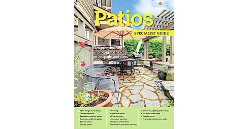 Patios ( Specialist Guide) (Paperback) - image 1 of 1