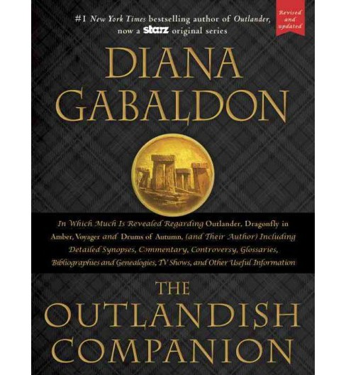 Outlandish Companion : The First Companion to the Outlander series, covering Outlander, Dragonfly in - image 1 of 1