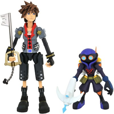 Diamond Select Kingdom Hearts 3 Series 2 Action Figure | Toy Story Sora