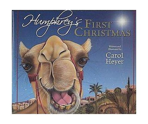 Humphrey's First Christmas (Hardcover) (Carol Heyer) - image 1 of 1