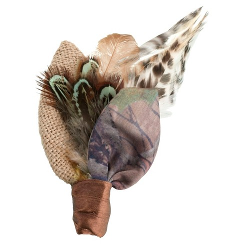Camouflage Boutonniere - image 1 of 1