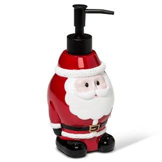 Santa Soap/lotion Dispenser - Wondershop™