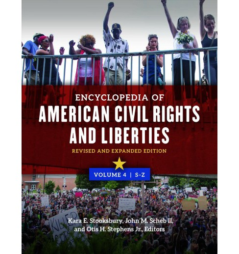 Encyclopedia of American Civil Rights and Liberties -  (Hardcover) - image 1 of 1