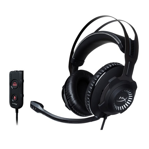 HyperX Cloud Revolver S Gaming Headset with Dolby 7 1 Surround Sound for  PC, PS4, PS4 PRO, Xbox One, Xbox One S