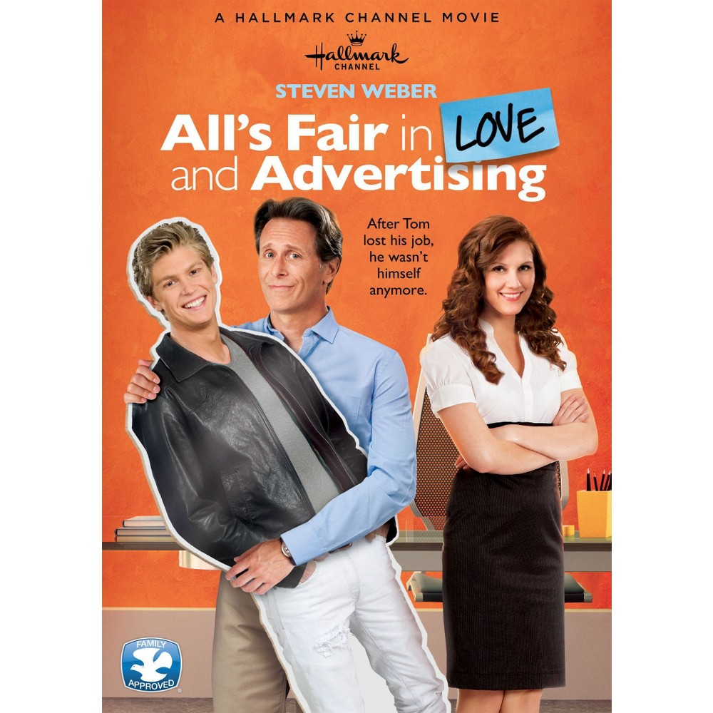 All S Fair In Love Advertising Dvd 2013