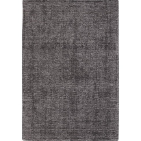 Abacasa Basics Charcoal 5x8 Area Rug - Sam's International - image 1 of 1