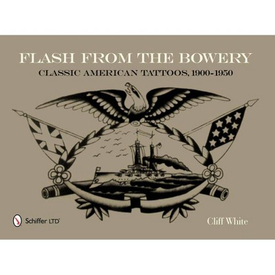 Flash from the Bowery - by  Cliff White (Mixed Media Product)