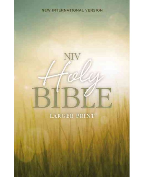 Holy Bible : New International Version, Nature (Paperback) - image 1 of 1