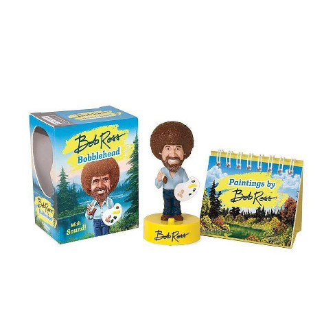 Bob Ross Bobblehead : With Sound! -  (Toy) - image 1 of 1