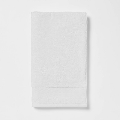 Solid Hand Towel White - Made By Design™
