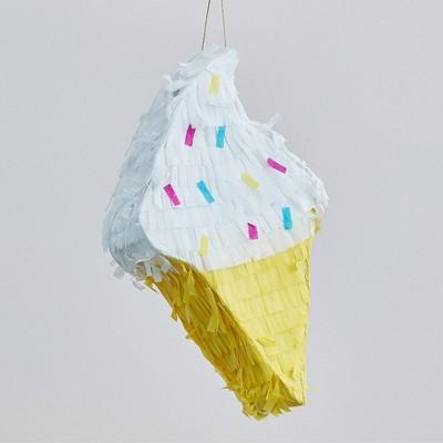 Ice Cream Piñata Party Décor