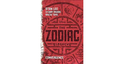 Convergence ( The Zodiac Legacy) (Hardcover) by Stan Lee - image 1 of 1