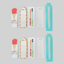 10pk Reward Bookmarks - Bullseye's Playground™
