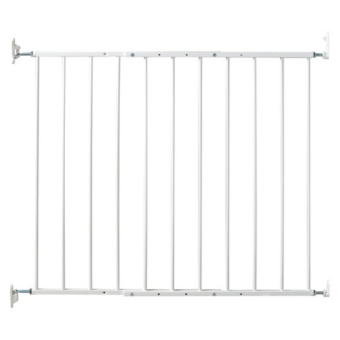 KidCo Safeway Wall Mounted Baby Gate - White - image 1 of 2