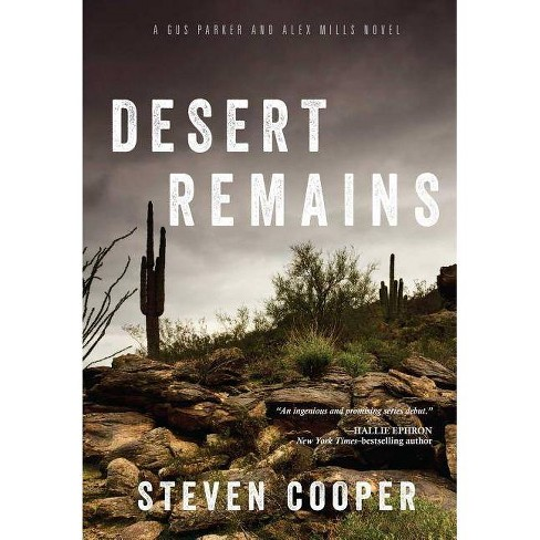 Desert Remains - by  Steven Cooper (Paperback) - image 1 of 1