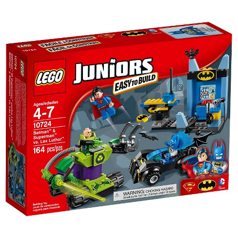 Lego Juniors Batman Superman Vs Lex Luthor 10724 Target