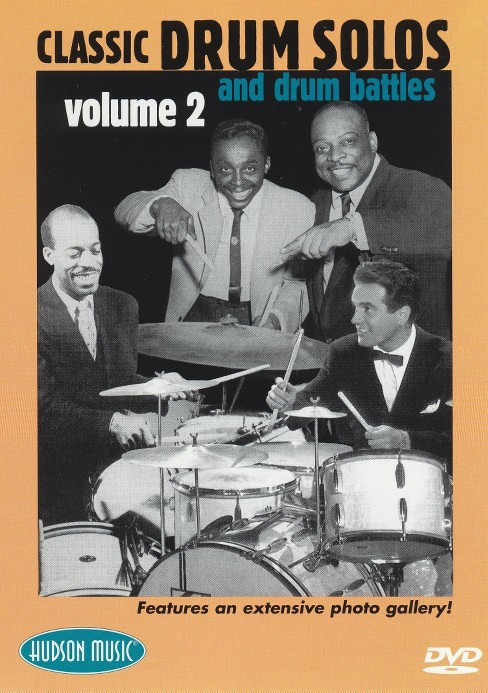 Classic solos and drum battles vol 2 (DVD) - image 1 of 1