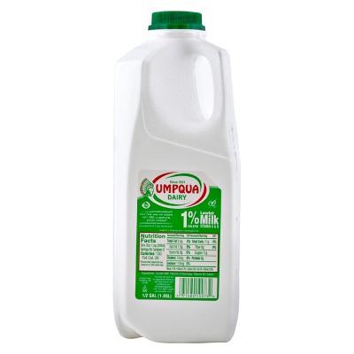 Umpqua 1% Milk - 0.5gal