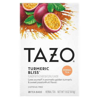 Tazo Turmeric Tea - 20ct/1.7oz