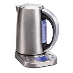 Hamilton Beach 41028 1.7 Liter 6 Preset LCD Digital Display Electric Tea Kettle