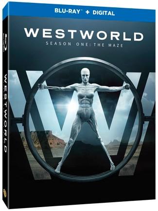 Westworld: The Complete First Season (Blu-ray + Digital)