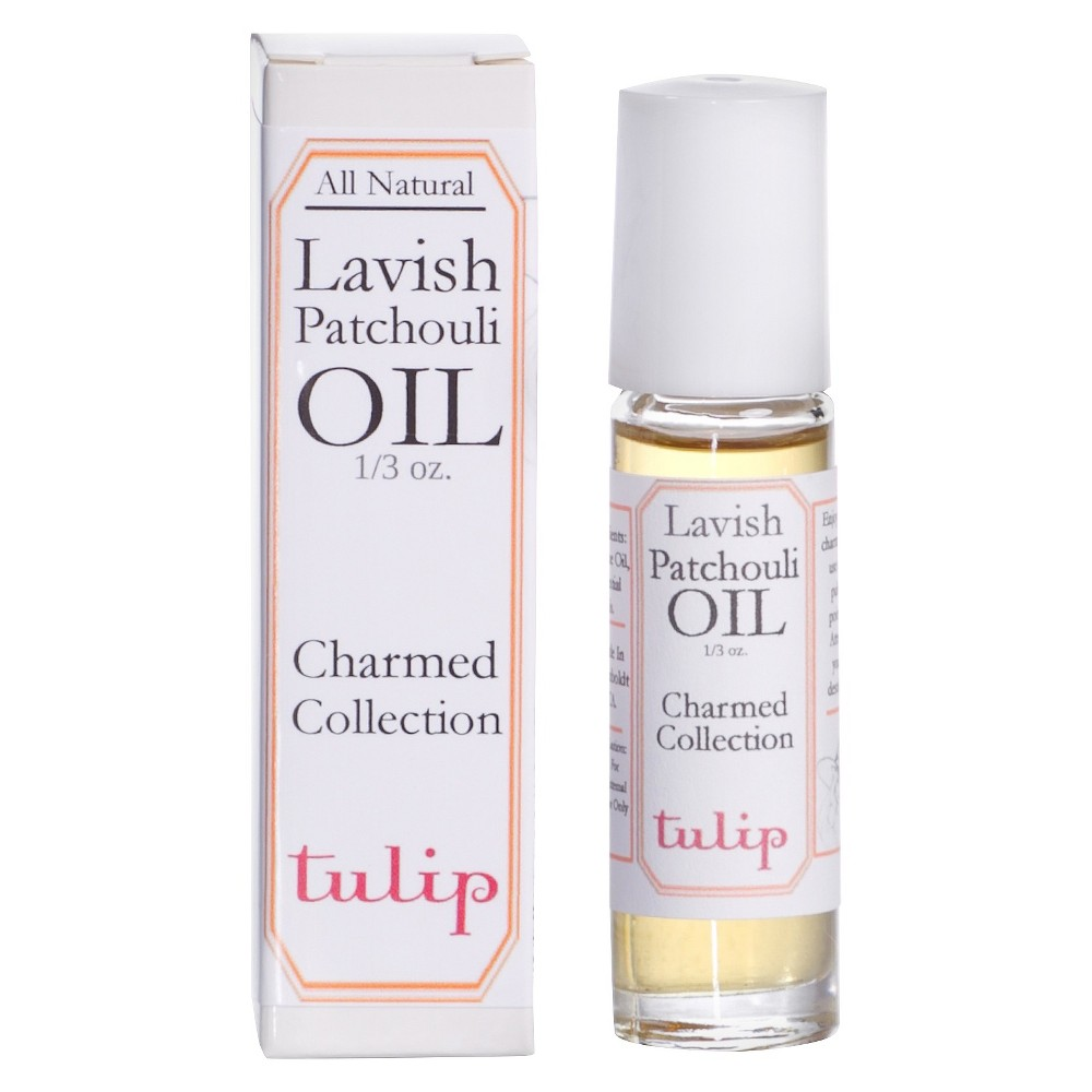 Image of Women's Charmed Lavish Patchouli by Tulip Perfume Oil - 0.33 oz