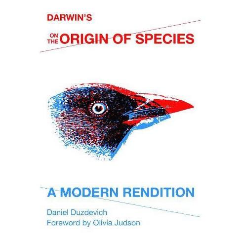 Darwin's on the Origin of Species - by  Daniel Duzdevich (Paperback) - image 1 of 1