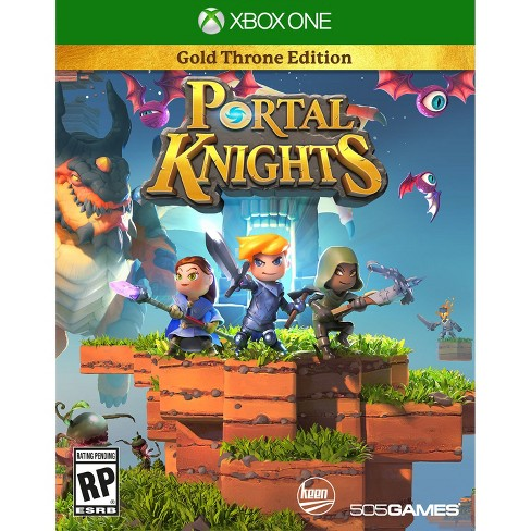 Portal Knights: Gold Throne Edition - Xbox One - image 1 of 1