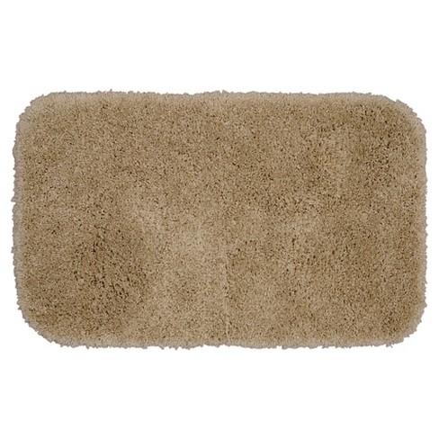 Serendipity SolidShaggy Washable Nylon Bath Rug - Garland Rug® : Target