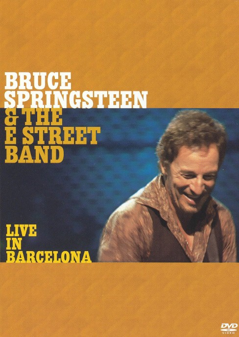 Bruce springsteen - live in barcelona (DVD) - image 1 of 1