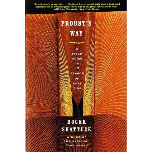 Proust's Way - by  Roger Shattuck (Paperback) - image 1 of 1