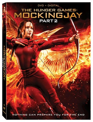 Mockingjay Part 2 (The Hunger Games)