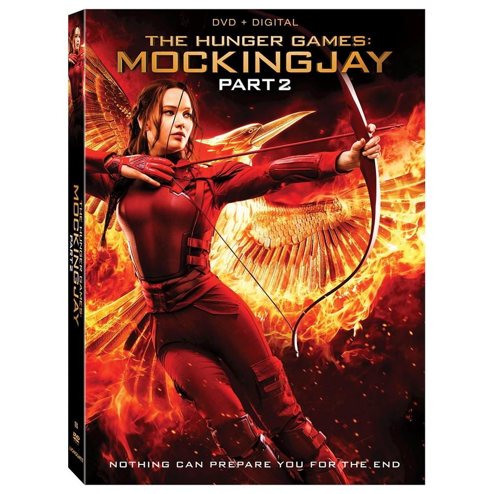 Mockingjay Part 2 (The Hunger Games) (Dvd)