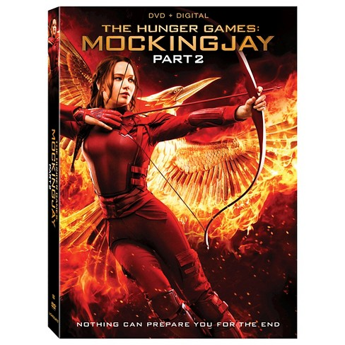 Mockingjay Part 2 The Hunger Games Dvd Target