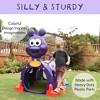 ECR4Kids Indoor/Outdoor Caterpillar Plastic Climbing Play Structure for Kids - image 4 of 4