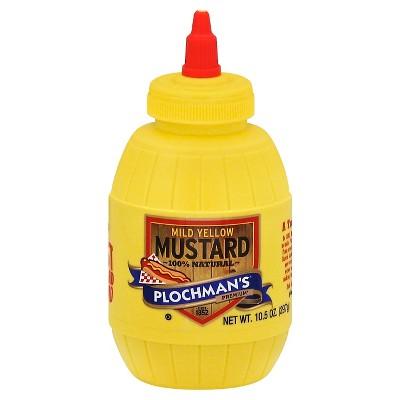 Mustard: Plochman's Yellow