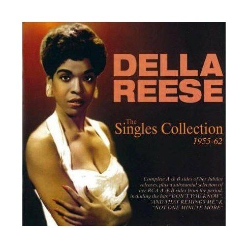 Della Reese - Singles Collection: 1955-1962 (CD) - image 1 of 1