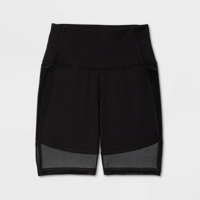 "Women's Contour High-Rise Bike Shorts 7"" - All in Motion™"