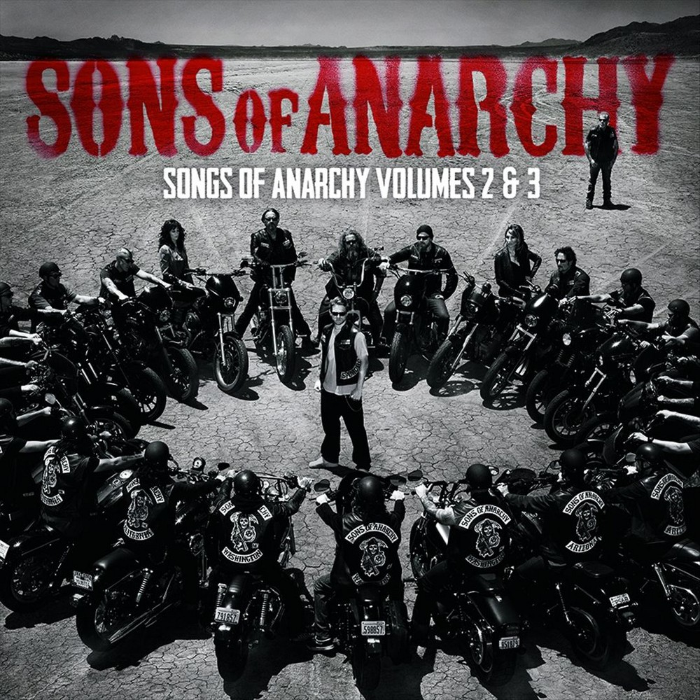 Sons of Anarchy - Songs of Anarchy, Vols. 2 & 3 (Vinyl)