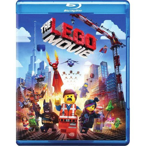 The LEGO Movie (Blu-ray) - image 1 of 1